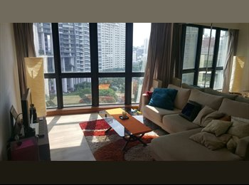 EasyRoommate SG - Common Room for short-term (3 months) with amazing living room and hospitable housemates, Redhill - $1,100 pcm