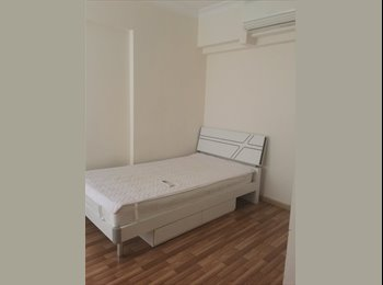 Clementi, 3mins' walk to MRT, beautiful common room for...