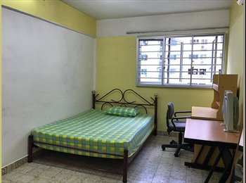 Clementi MRT Station- Blk 315-Common Room For Rent