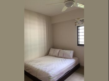 EasyRoommate SG - 337 sembawang crescent common room for rent! Aircon wifi available!, Sembawang - $600 pcm