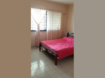 EasyRoommate SG - 351 yishun avenue 11 common room for rent! Aircon wifi! , Yishun - $600 pcm