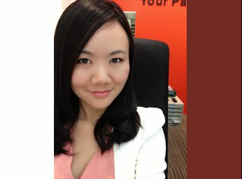 EasyRoommate SG - Cathy - 34 - Singapore