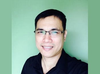 EasyRoommate SG - Gerry - 40 - Singapore