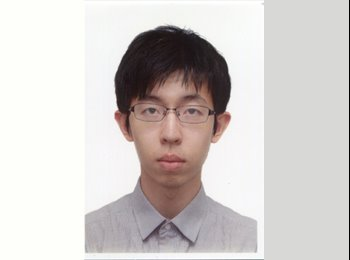 EasyRoommate SG - Liu Ziyuan - 22 - Singapore