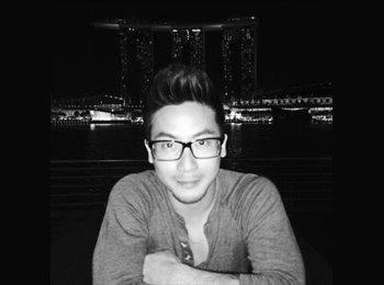 EasyRoommate SG - Justin - 33 - Singapore