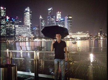 EasyRoommate SG - Killian - 23 - Singapore