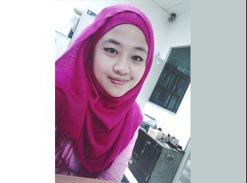 EasyRoommate SG - Khairunnisa - 26 - Tanah Merah