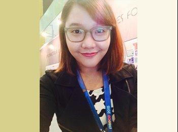 EasyRoommate SG - Erika Littaua - 24 - Jurong East