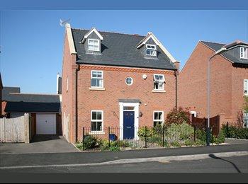 EasyRoommate UK - Ensuite Double Room, Fiber optic WiFi, Cleaner - Stratford-upon-Avon, Stratford-upon-Avon - £535 pcm