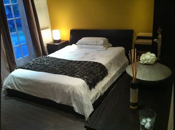EasyRoommate UK - Stunning double ensuite Central Ealing £875 Fully Incl. all bills and high speed wifi, Ealing - £875 pcm