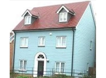 EasyRoommate UK - ALL BILLS INCLUDED-Professional houseshare 495 per month - Chafford Hundred, Grays - £495 pcm