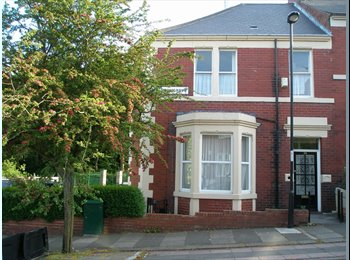 EasyRoommate UK - Three rooms available to rent in Sandyford. - Jesmond, Newcastle upon Tyne - £315 pcm