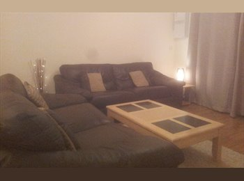 Double bedroom fully furnished (Monday - Friday)