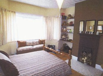EasyRoommate UK - Large Double Room Available in Southampton House., Southampton - £330 pcm