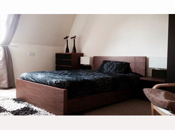EasyRoommate UK - LARGE DOUBLE ROOM AVAILABLE, Peterborough - £350 pcm