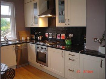 EasyRoommate UK - One bedroom available in large 2 bedroom flat south side of Harrogate - Harrogate, Harrogate - £450 pcm
