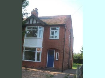 EasyRoommate UK - Fantastic double room in 3 bed  house  available - Nottingham, Nottingham - £250 pcm