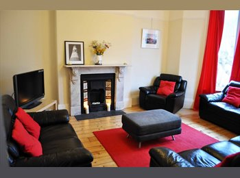 Lovely large double room in high quality house