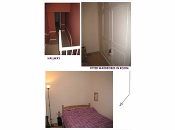 fully furnished double room to let
