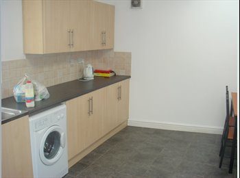 Spacious double bedrooms available in Gosforth