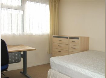 PRIVATE BRIGHT BEDROOM TOWN CENTRE SUIT FEMALE
