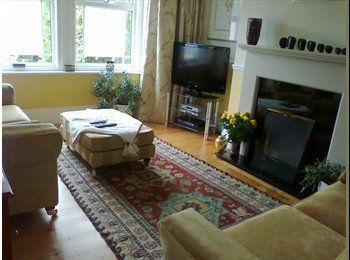Lovely large room avail Mon to Fri  (negotiable) Ashley...