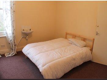 Double rooms in Forest Fields, £55 per week.