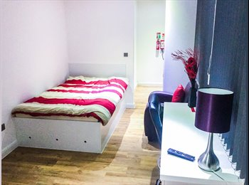 EasyRoommate UK - 3 Bedroom Flat To Rent, Leicester - Leicester Centre, Leicester - £429 pcm