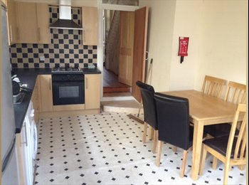 1 double bedroom available in large 5 bed house