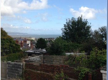 EasyRoommate UK - 2 tenents required for 5 bedroom student house  - Uplands, Swansea - £250 pcm
