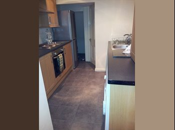 double room available in friendly household bills inclued