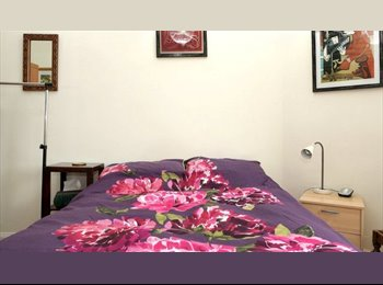 1 spacious double room available from 1st September 2016