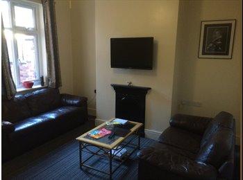 EasyRoommate UK - Large  Room near Twn Centre & Train Station - Loughborough, Loughborough - £320 pcm