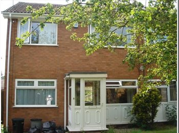 EasyRoommate UK - Single room from April 2016 near U of B & QEH - Harborne, Birmingham - £330 pcm