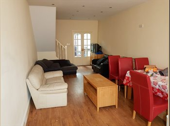 students  for group share   4 rooms  £75 per week