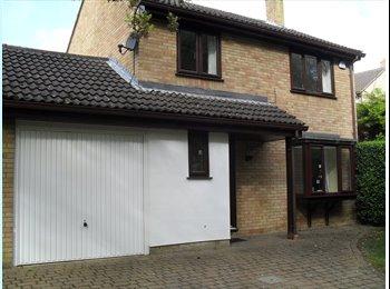 EasyRoommate UK - npton westonfavell bedroom+study+private bathroom, Kingsley Park - £475 pcm