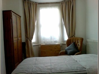 Spacious Newly Furbished Double Bedroom - London N17