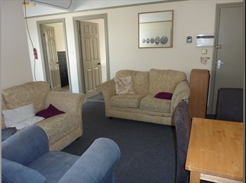 Central Student Rooms in 4 Bed Flat Bills Included