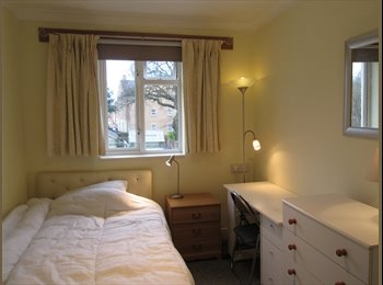 EasyRoommate UK - Comfortable, Quiet, Single Room, Eastleigh - £365 pcm