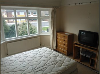 EasyRoommate UK - Large dbl, room, friendly houseshare ALL BILLS INC, Chelmsford - £399 pcm