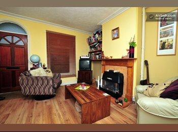Two Double Rooms to rent from  end of January  2016