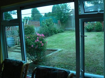 Superb large double room near the University, Research Park...