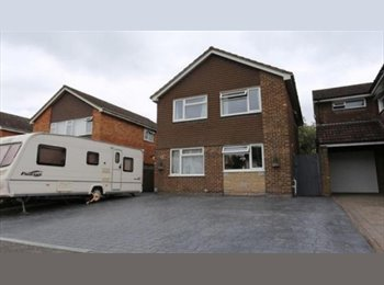 EasyRoommate UK - Double room for rent in Woodley, Reading, Woodley - £400 pcm