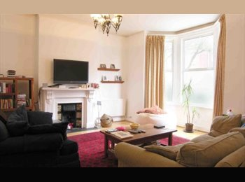 massive room in friendly  West Hampstead house