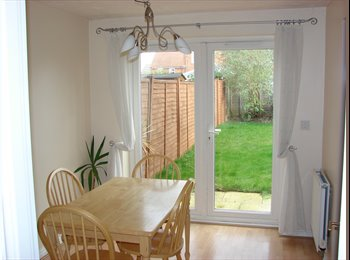 EasyRoommate UK - Double room to rent in Bedford for professional, Bedford - £390 pcm