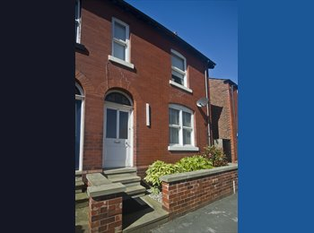 Great house share in the heart of Macclesfield