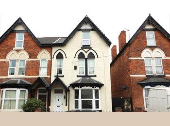 Edgbaston large room £380 PCM inc