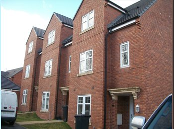 Atherton:selection of rooms in new mews houses
