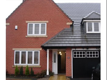 EasyRoommate UK - Double Room -  Glenfield Leicester - Glenfield, Leicester - £435 pcm