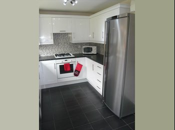 EasyRoommate UK - BEAUTIFUL ENSUITE, GREAT HOUSEHARE, INC ALL BILLS, FIBRE, close to Parkhouse, Lymedale, High Carr Bu, Newcastle - £455 pcm